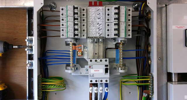 Service: Electrical Contracting